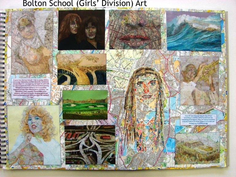 Bolton School (Girls' Division) Art Khamilla c