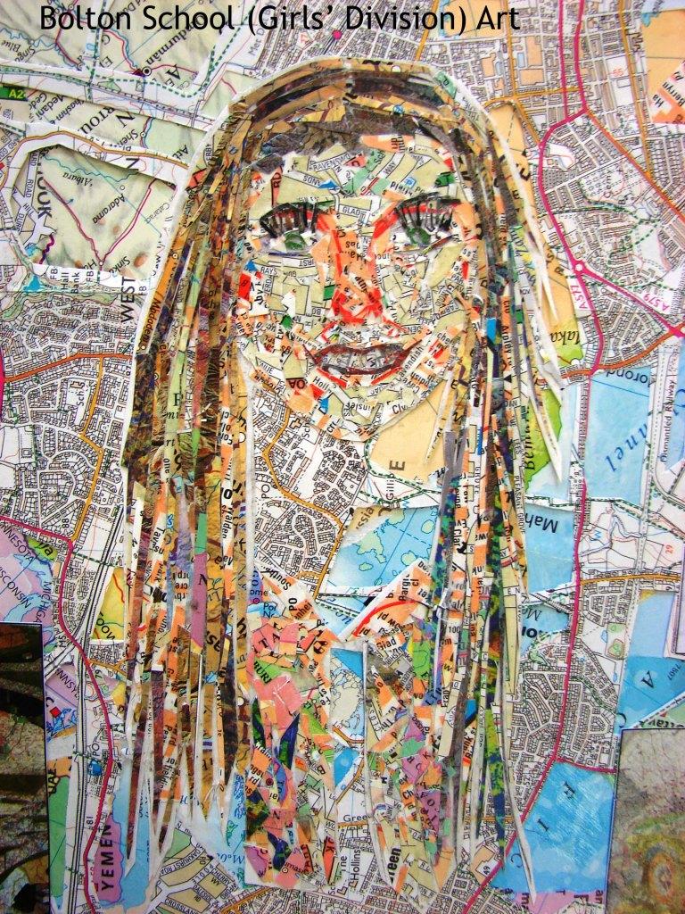 Bolton School (Girls' Division) Art Khamilla d