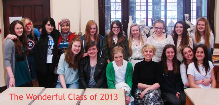 The Wonderful Class of 2013